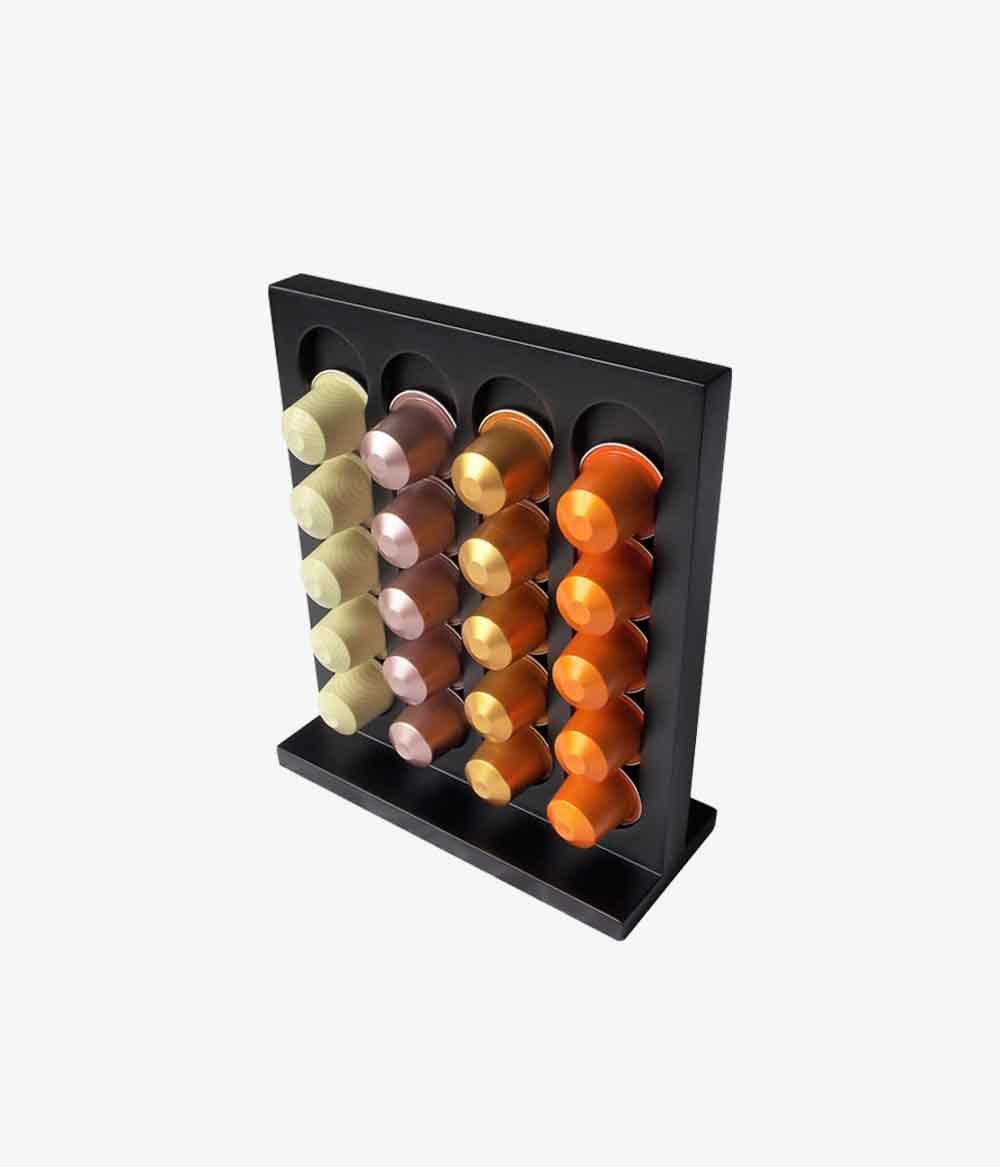 Porta Capsulas Nespresso Vertical Blend